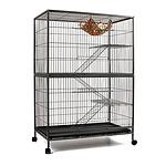 3 Level Cat Ferret Hamster Rat Bird Cage Aviary - Brand New