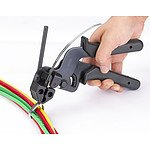Stainless Steel Cable Tie Gun Tool Heavy Duty Tightener Tensioner RRP $144.95 - Brand New