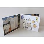 Royal Australian Mint 2012 Baby Set Uncirculated Coins