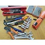 Hand Tools - Bag lot