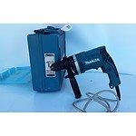 Makita HP1631 710W Electric Hammer Drill