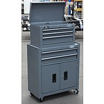 HDX 5 Drawer Chest and Cabinet Combo - Demonstration Model