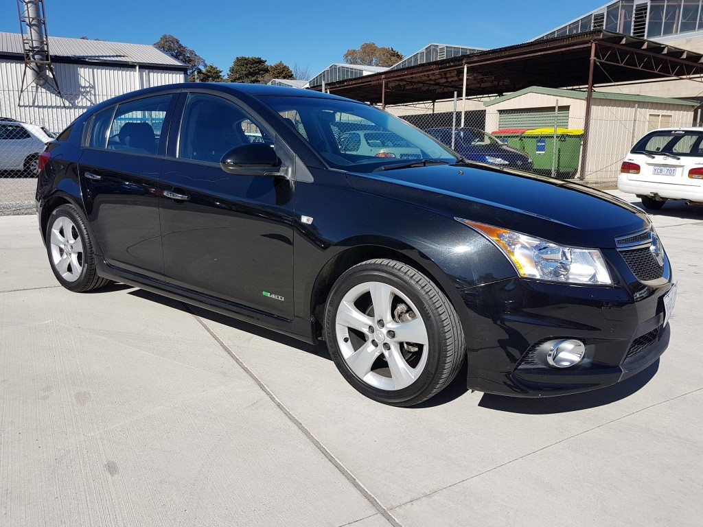 12 2011 Holden Cruze Sri Jh 4d Lot 882798 Allbids