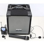 DJ-Tech Wireless Public Address System
