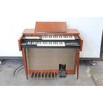 Farfisa Leader Electric Organ