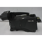 Phillips LDK100 Broadcasting Camera