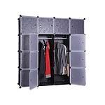 DIY 16XL Cube Storage Cupboard Wardrobe RRP $179.95 - Brand New
