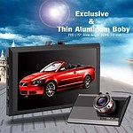 3.0 inch Ultra Slim LCD Dashboard Camera with H.D. with Night Vision & G-sensor - Brand New
