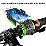 6in1 Multifunction Outdoor Bicycle Audio- Brand New
