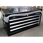 Husky 4-Drawer Chest Tool Box - Black
