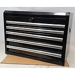 Brand New Husky 5 Drawer Tool Chest - Black