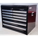 Husky 9-Drawer Tool Chest - Demonstration Model - Black/Silver