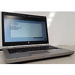 Hp EliteBook 8460p Core i5 -2450M 2.6GHz Laptop
