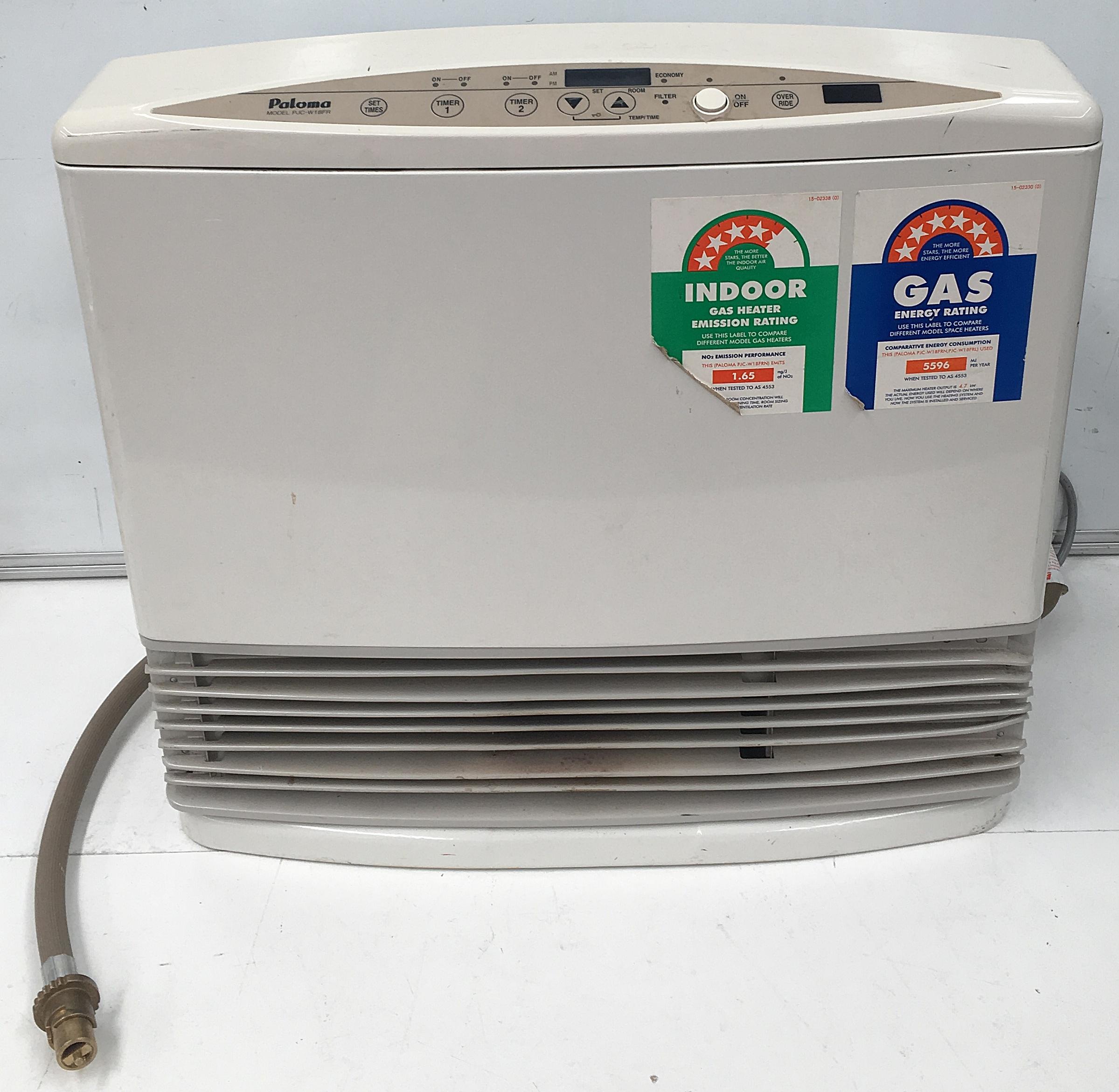 Paloma PJC-W18FR Indoor Gas Heater - Lot 891166 | ALLBIDS