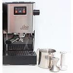 Gaggia Espresso and Cappuccino Machine: