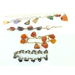 Group of Agate Jewellery