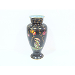 English Ceramic Vase With Japanese Motif
