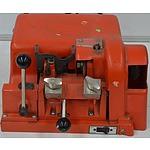 Ilco Key Cutting Machine