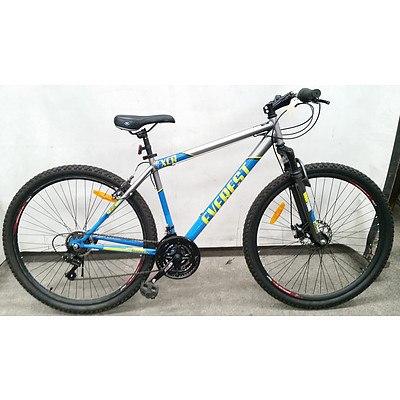 Amex Car Buying >> Everest XCR 21 Speed Mountain Bike - Lot 895738   ALLBIDS