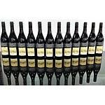 Premium Jirra Wines Sangiovese 2009 - Case of 12. RRP $240.00!