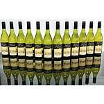 Premium Jirra Wines Riesling 2005 - Case of 12. RRP $240.00!