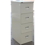 Godfrey Four Drawer Filing Cabinet