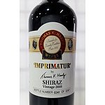 Premium T.K. Hardy 'Imprimatur' Shiraz Vintage 2010 - Bottle Number 241 of 3247.  RRP $98.00!