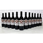 Premium T.K. Hardy Family Tradition Shiraz Vintage 2012 - Case of 12. RRP $336.00!