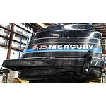 Mercury 4.5HP 2 Stroke Outboard Motor
