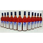 Premium Miramar Mudgee 2012 Eurunderee Rose - Case of 12. RRP $240.00! + 'image'