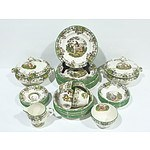 Sixty Four Piece Copeland Spode's Byron Dining Set
