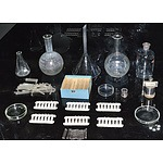 Collection of Laboratory Glassware- Seventy Pieces