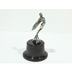 Chrome Flying Icarus Hood Ornament