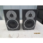 Dynaudio Active Studio Monitors - Lot of 2