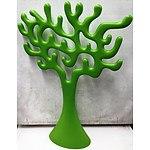 Ex-Display: Green 'The Tree' Tree Sculpture by Eero Aarnio