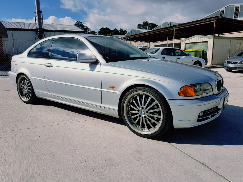 1 2001 Bmw 330ci E46 2d Coupe Silver Lot 900310 Allbids
