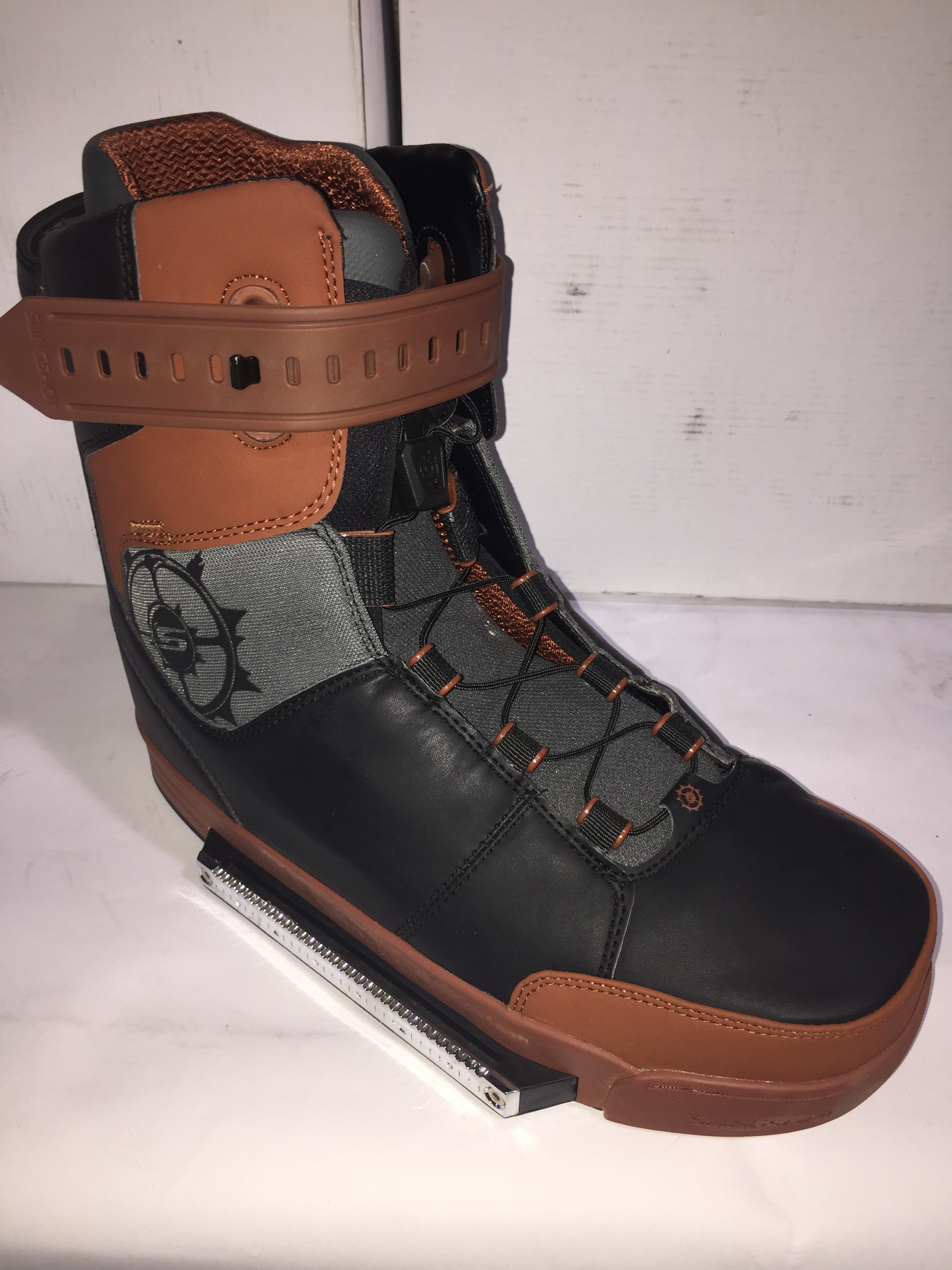 SLINGSHOT Rad Wakeboard Boots - Size 12 - Brand New - RRP $699 95
