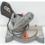 Ozito 210mm Compound Mitre Saw