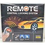 Remote Central Locking System