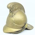 NSW Fire Brigade Helmet