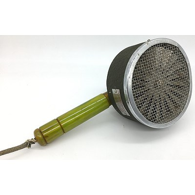 English Modern Waving Hair Dryer Circa 1920
