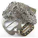 VINTAGE Buckle Collection