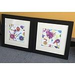 Ex-Display: Pair of Graphicart! Prints