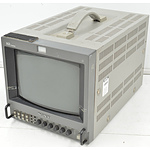 "Sony BVM-9045QM 9"" Colour Video Monitor"
