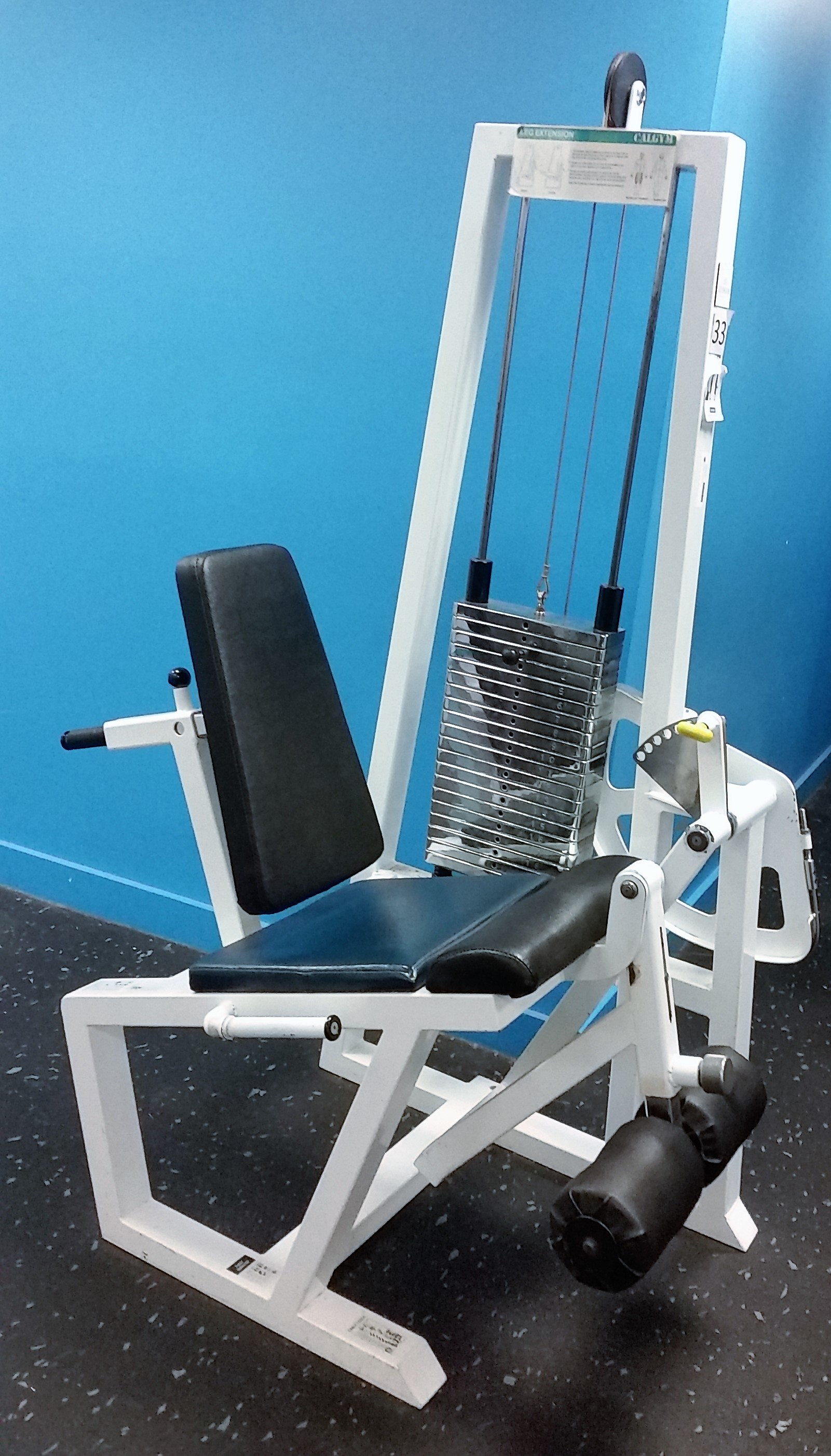 Amex Car Buying >> Calgym Leg extension Commercial - Lot 920719   ALLBIDS