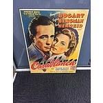 L43 - Casablanca Printed Poster