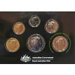 Australian MINT SET 2013