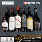 Mixed 6 - Awesome Red Wines