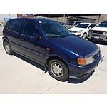 11/1999 Volkswagen Polo   5d Hatchback Blue 1.6L
