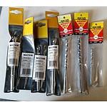 Brand New Lot of 7 Macsim Masonry Drill Bit -  RRP=$107.00